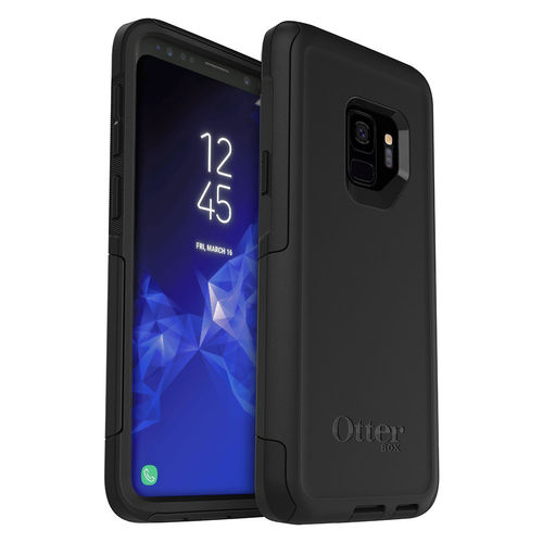 OtterBox Commuter Dual Layer Case for Samsung Galaxy S9 - Black